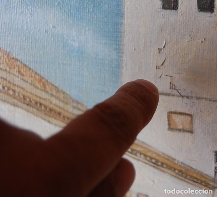 Arte: Patio de la Acequia, Alhambra de Granada - Pintura Original - Foto 7 - 127234627