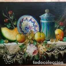 Kunst - Bodegón firmado - 127485779
