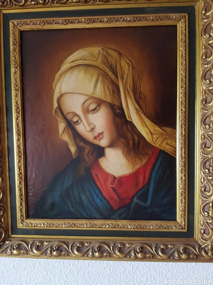conjunto 3 cuadros clsicos Comprar Pintura al leo Antigua sin