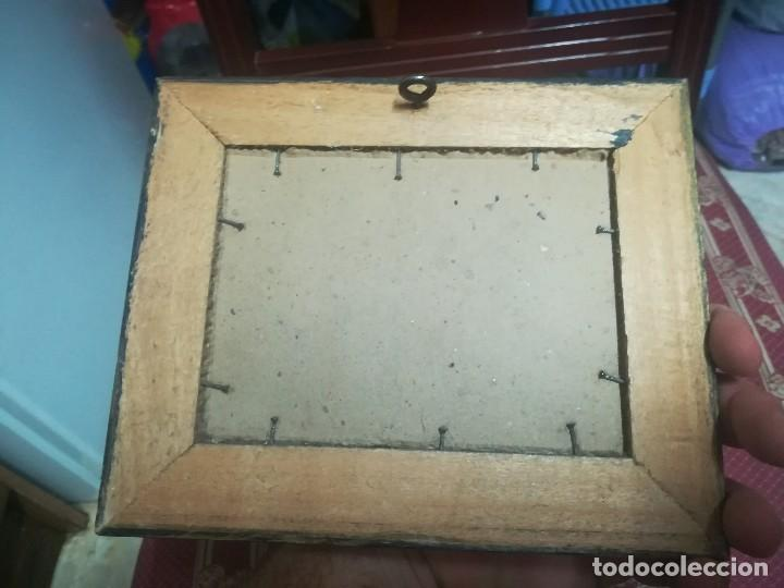 Arte: Antiguo Óleo sobre papel de cuesta de los chinos (Granada) firmada Jos. M. Antinolo miren fotos - Foto 4 - 128117447