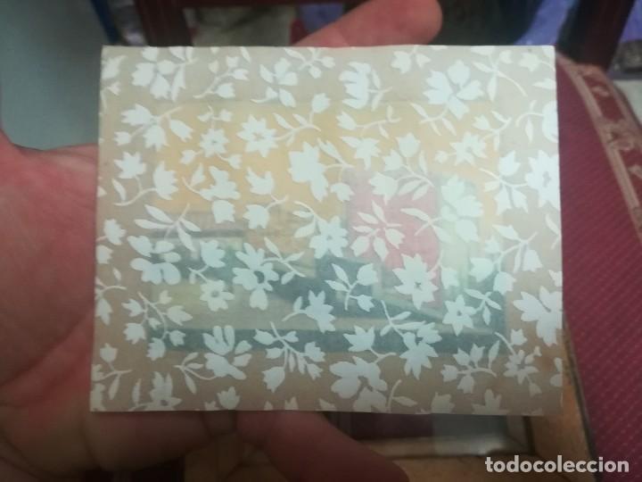 Arte: Antiguo Óleo sobre papel de jardines de machuca (Granada) firmada Jos. M. Antinolo miren fotos - Foto 3 - 128117563