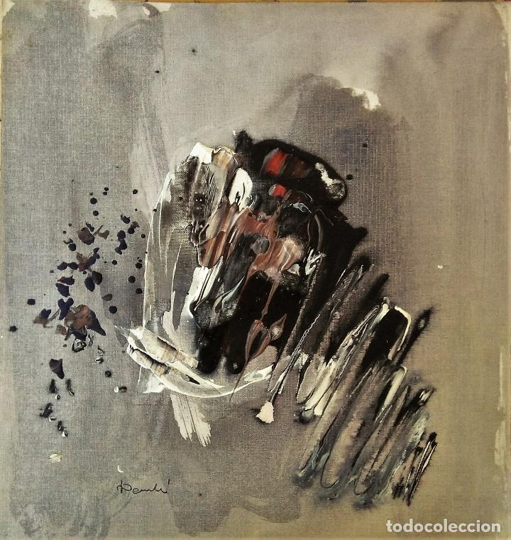 AGUSTÍ PENADES PINTURA .ORIGINAL (Kunst - Malerei - Zeitgenössische Ölmalerei)