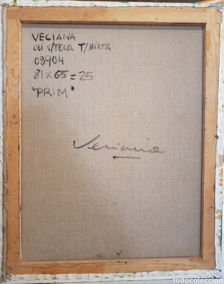 Arte: JOSEP VECIANA (Prim ) 2001 - Foto 2 - 128460300