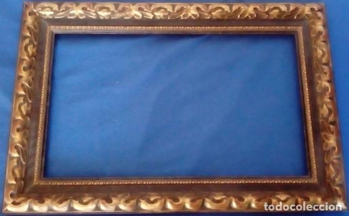Arte: VENECIANO I. EL GRAN CANAL. LIENZO 55X33. ELIGE MARCO GRATIS A TU GUSTO. - Foto 4 - 128590715