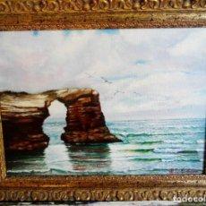 Arte: NUBES EN EL MAR. Lote 128661727