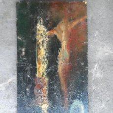 Arte: PINTURA SALAS CANO - SOBRE TABLERO. Lote 128664971