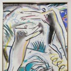 Arte: GERARD SALA - 1990 - EXPEDICIÓN HIMALAYA. Lote 128995291