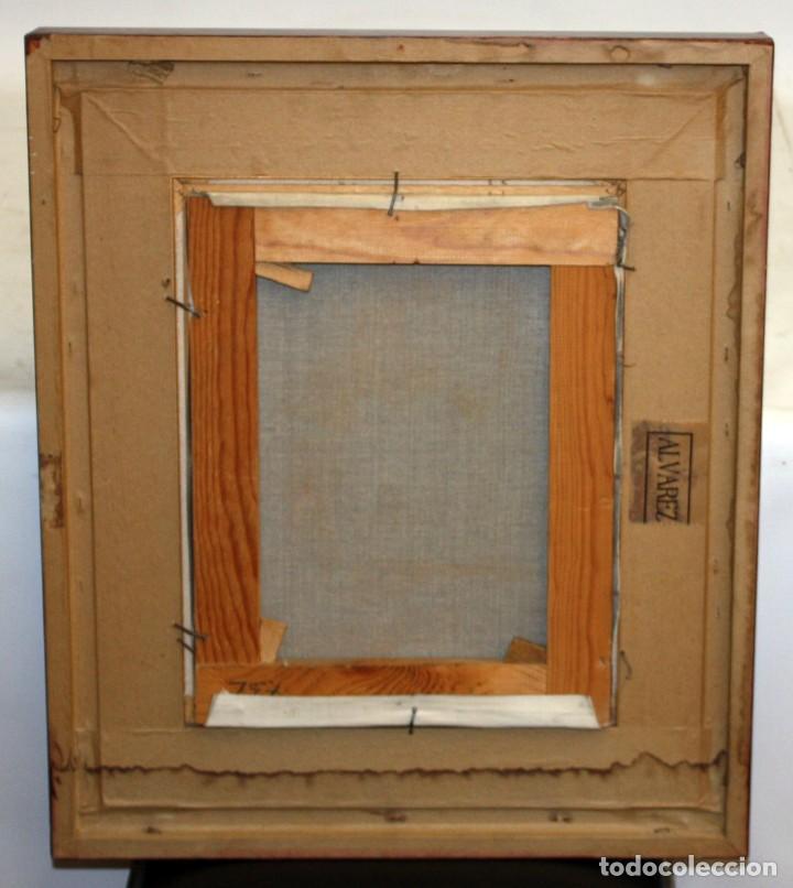Arte: JOSEP COLOMER I COMAS (Sant Feliu de Pallerols. Girona 1935 - 2003) OLEO SOBRE TELA. PAISAJE - Foto 9 - 129004203