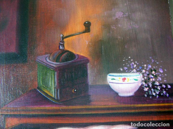Arte: Pintura al oleo firmada VALLS - Foto 2 - 129308615
