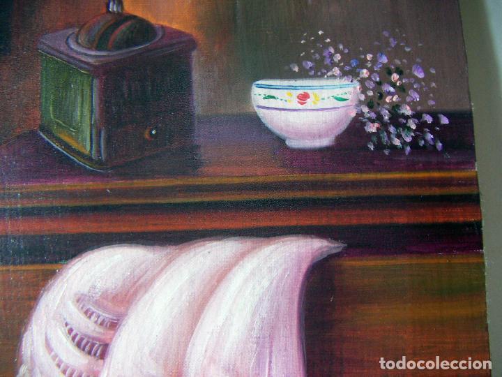 Arte: Pintura al oleo firmada VALLS - Foto 3 - 129308615