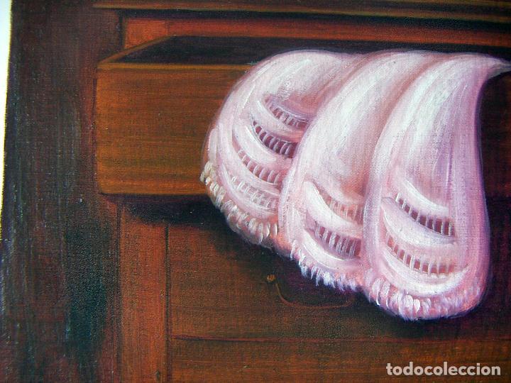 Arte: Pintura al oleo firmada VALLS - Foto 4 - 129308615