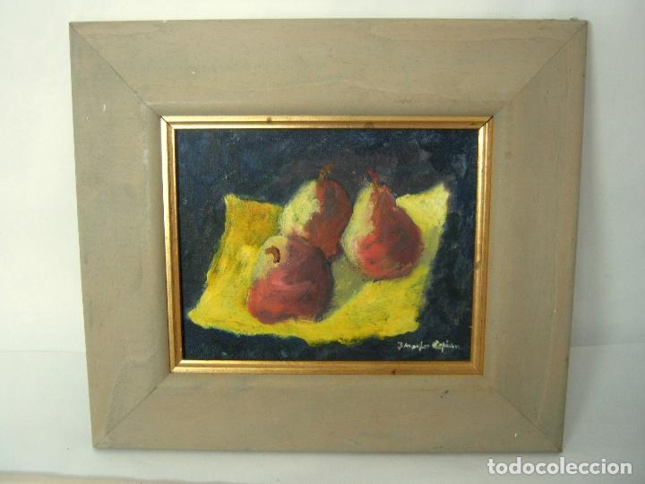 BODEGON IMPRESIONISTA FIRMADO (Arte - Pintura - Pintura al Óleo Contemporánea )