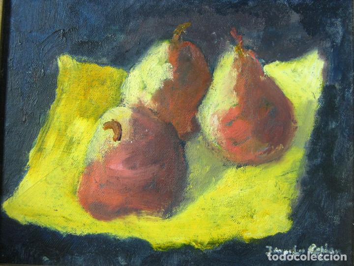 Arte: Bodegon impresionista firmado - Foto 2 - 129327163