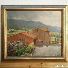 Arte: RAMON LLUIS I MONLLAÓ - CAL LLOSCO - CASTELLTERÇOL - ANY 1977. Lote 129381363
