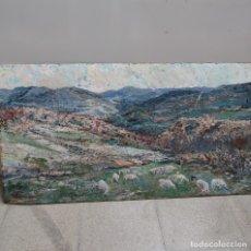 Arte: GRAN ÓLEO SOBRE TABLEX DE RODOLFO TUR.AÑO 64.. Lote 129391439
