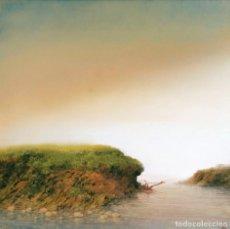 Arte: JUAN ROLDÁN (SEVILLA 1940-2014). PAISAJE. ÓLEO SOBRE LIENZO.. Lote 129513803