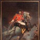 Arte: ESCUELA ESPAÑOLA SIGLO XIX. GENERAL ESPARTERO.. Lote 97759887