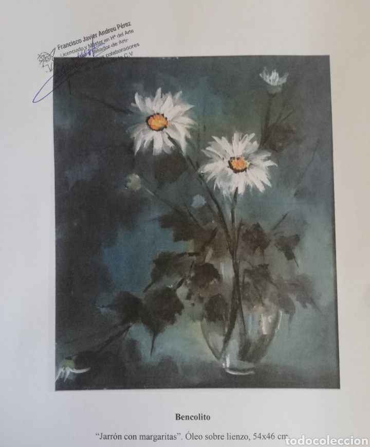Arte: Pintura al oleo - Foto 3 - 130208055
