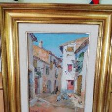 Arte: PINTURA EN OLEO. Lote 130212636