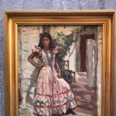 Kunst - Richard Durando-Togo (1910-) - Gitana - 130360810