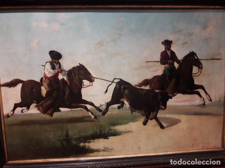 TENTADERO (Arte - Pintura - Pintura al Óleo Contemporánea )