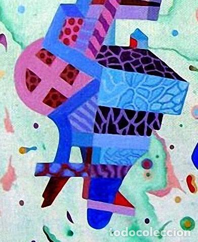 Arte: Musicians - Pintura Acrílica sobre lienzo y bastidor. - Foto 3 - 130761216