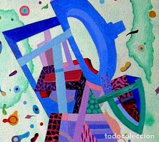 Arte: Musicians - Pintura Acrílica sobre lienzo y bastidor. - Foto 6 - 130761216