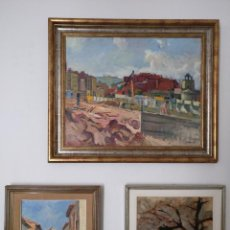 Arte: OFERTA AGOST: IGNASI MUNDÓ + JOSEP BORDES + MARLO. Lote 130938860