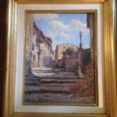 Arte: FRANCESC CARBONELL MASABE, RUPIT. Lote 131010432