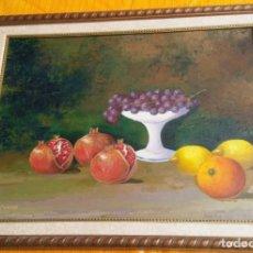 Arte: PINTURA DE R.FLORES AÑOS 70. Lote 131356086