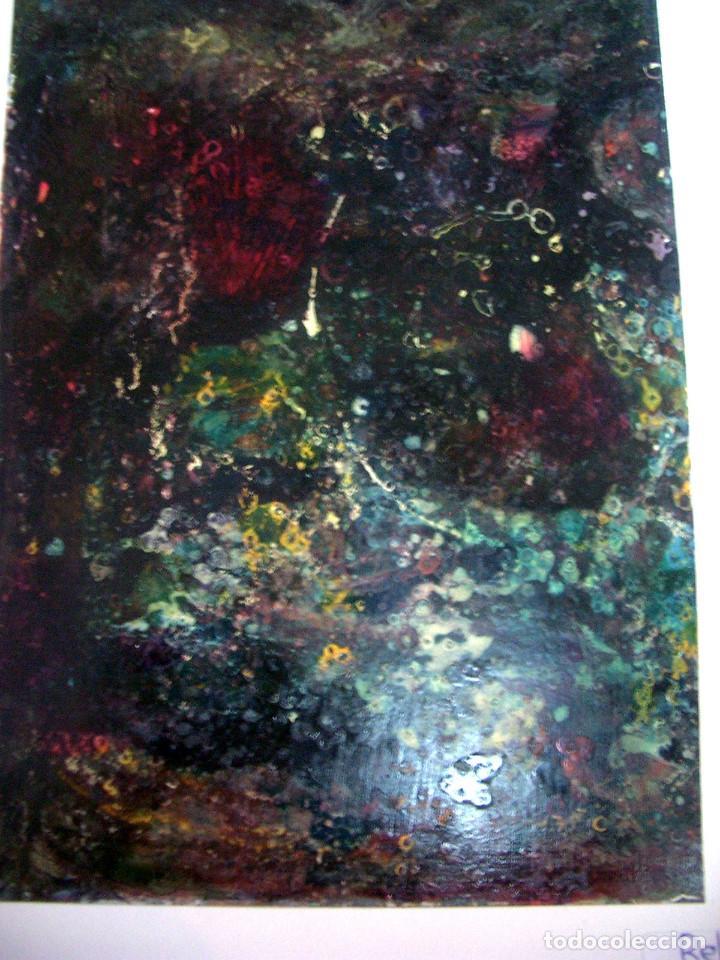 Arte: Pintura acrilica abstracta. ca8 - Foto 2 - 131489830