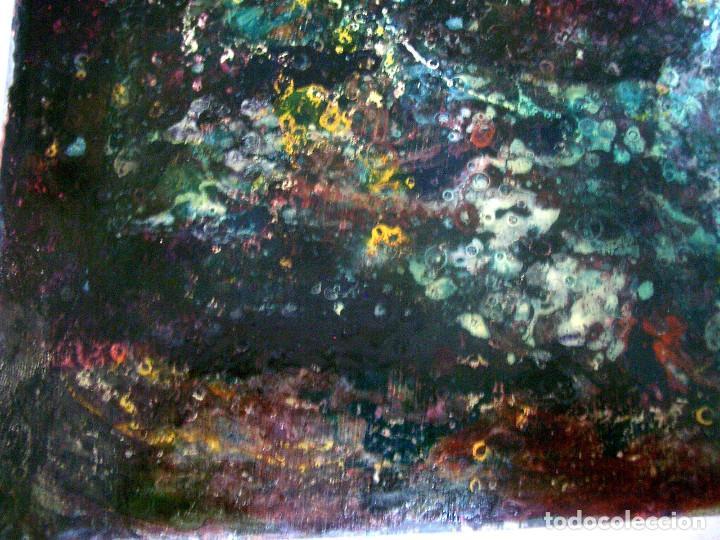 Arte: Pintura acrilica abstracta. ca8 - Foto 3 - 131489830