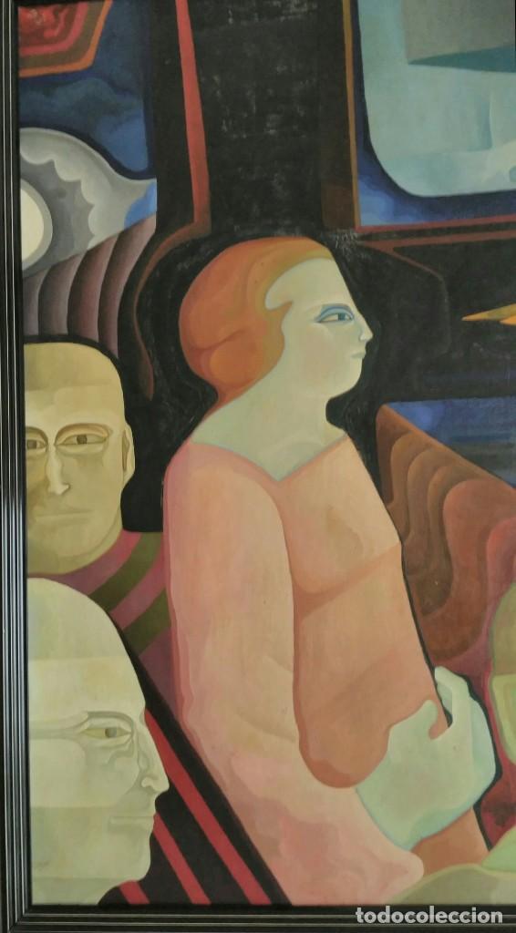Arte: Pintura al óleo de Joan Brotat - Foto 2 - 131573914
