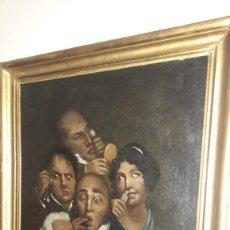 Arte: OLEO SOBRE LIENZO,ESCUELA INGLESA, S. XVIII. Lote 131676090