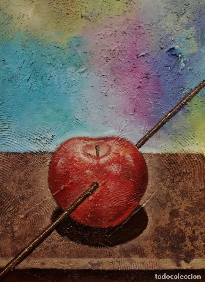Arte: La manzana de Guillermo Tell - Foto 2 - 131708138
