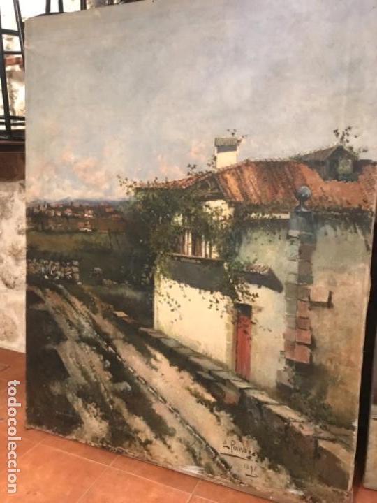 CARLOS POMBO (Arte - Pintura - Pintura al Óleo Moderna siglo XIX)