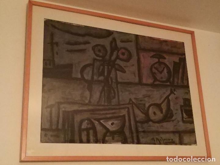 BODEGÓN DE ALCEU RIBEIRO (Arte - Pintura - Pintura al Óleo Contemporánea )