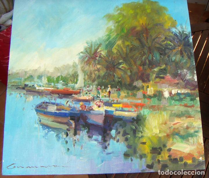 BONITO OLEO FIRMADO CAMARASA (Arte - Pintura - Pintura al Óleo Contemporánea )