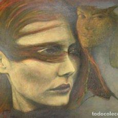 Arte: BELLEZA INTERIOR. Lote 132069226