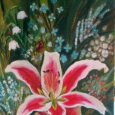Arte: FLORES NATURALES. Lote 132081902