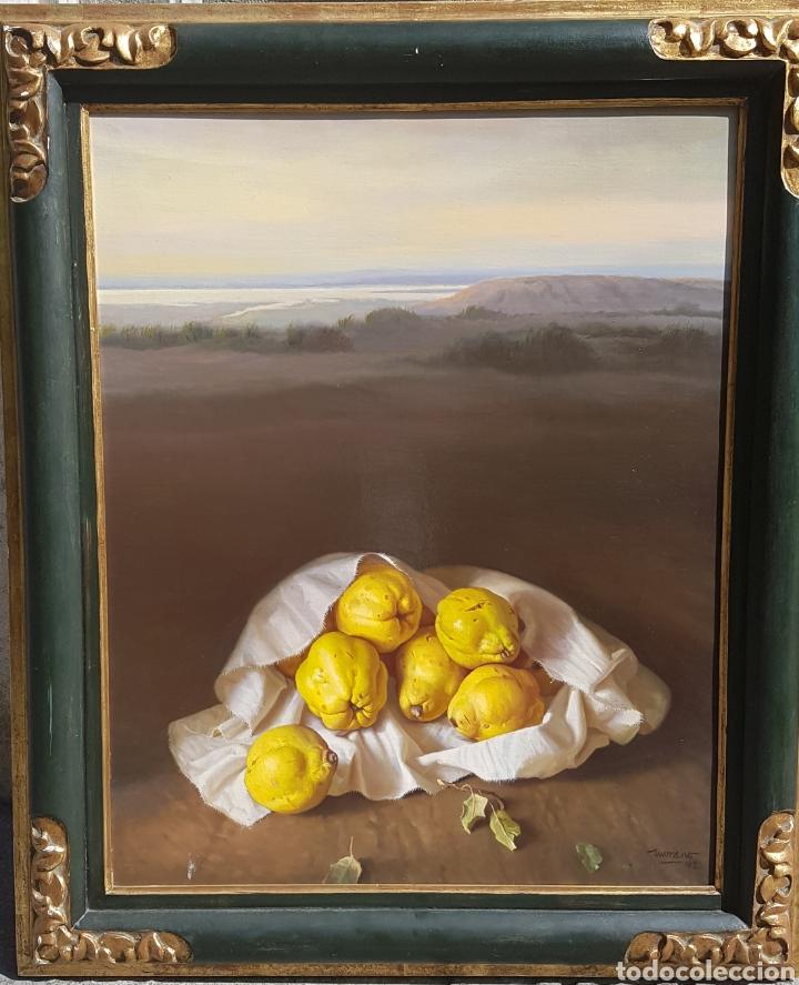 LIMONES ANTONIO MORANO LOPEZ (Arte - Pintura - Pintura al Óleo Contemporánea )