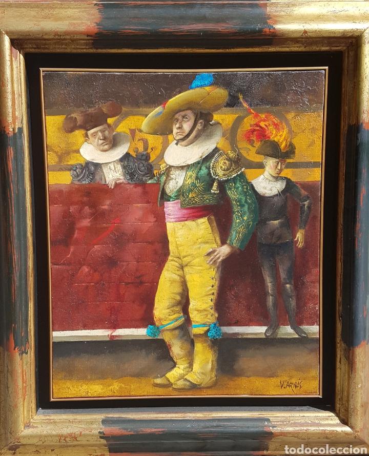 PICADOR, VICENTE ARNAS (Arte - Pintura - Pintura al Óleo Contemporánea )