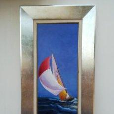 Arte: COPA AMERICA POR F.SANCHIS. Lote 132428434