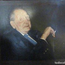 Arte: ÓLEO DE DON JUAN DE BORBÓN. Lote 132585914