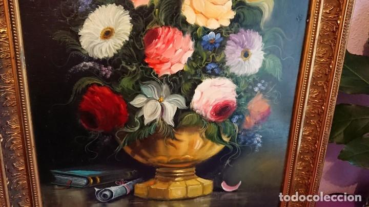 Arte: ÓLEO SOBRE TABLA JUAN VIÑAS - Foto 3 - 112723807