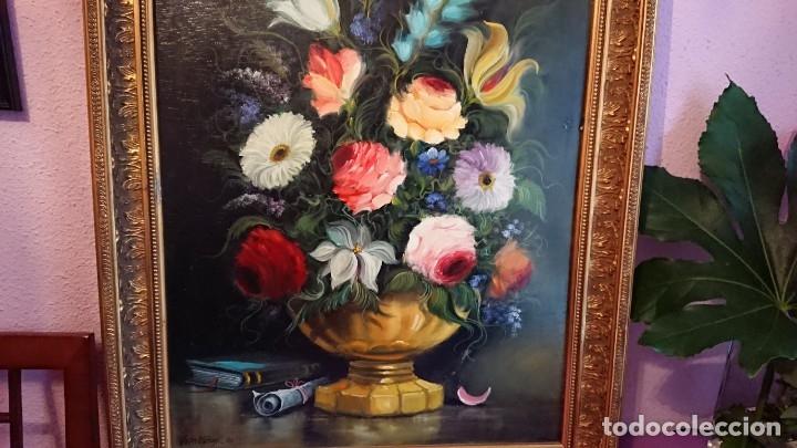Arte: ÓLEO SOBRE TABLA JUAN VIÑAS - Foto 2 - 112723807