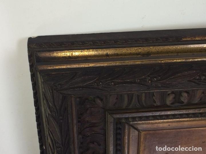 Arte: RETRATO DE CABALLERO. ÓLEO(?) SOBRE LIENZO. FIRMADO S. MATILLA. ESPAÑA. 1890 - Foto 7 - 132660810