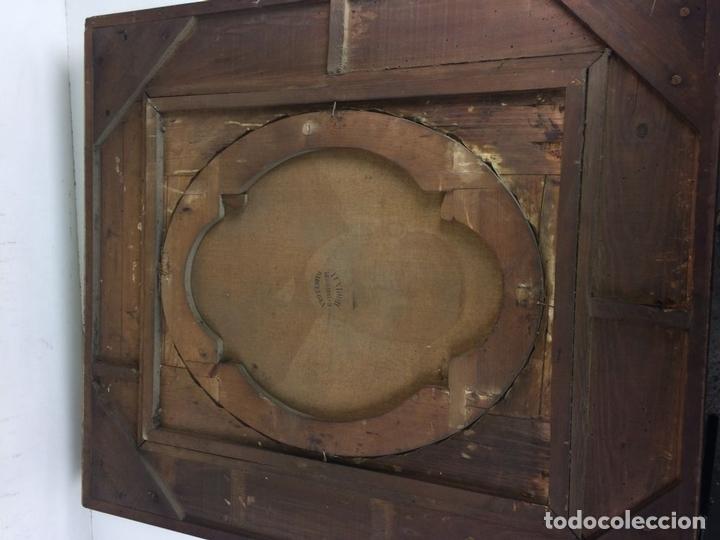 Arte: RETRATO DE CABALLERO. ÓLEO(?) SOBRE LIENZO. FIRMADO S. MATILLA. ESPAÑA. 1890 - Foto 9 - 132660810