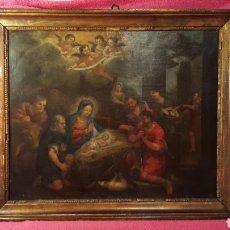 Arte: PINTURA ESCUELA ITALIANA FINALES DEL SIGLO XVII. Lote 132676629