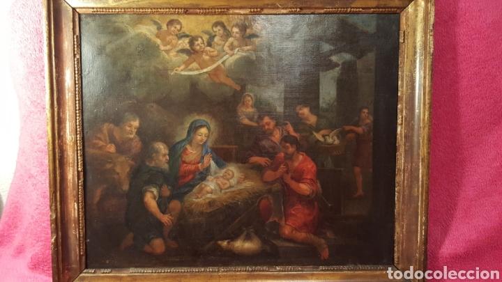 Arte: PINTURA ESCUELA ITALIANA FINALES DEL SIGLO XVII - Foto 2 - 132676629